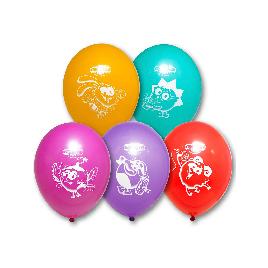 Воздушные шарики 1111-0221 5 шт. в упаковке