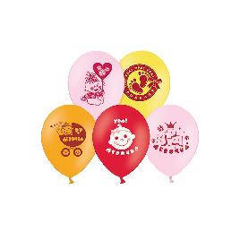 Воздушные шарики 1111-0414 5 шт. в упаковке