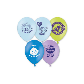 Воздушные шарики 1111-0413 5 шт. в упаковке