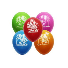 Воздушные шарики 1111-0854(1111-0411) 5 шт. в упаковке