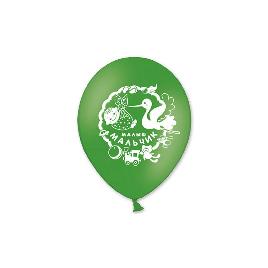 Воздушные шарики 1111-0350 5 шт. в упаковке