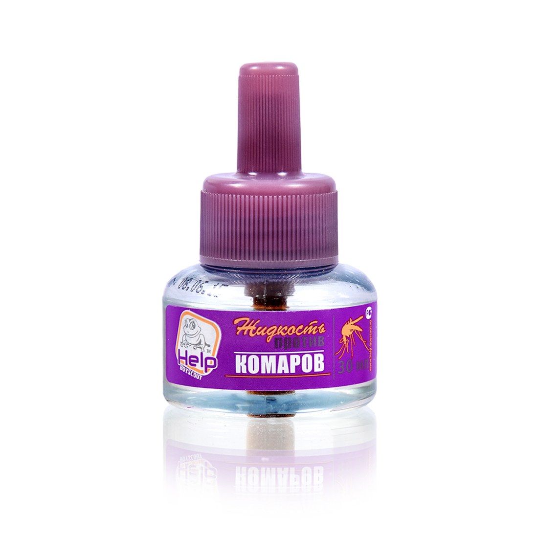 Жидкость от КОМАРОВ HELP 80500