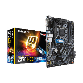 Материнская плата Gigabyte Z370 HD3-OP