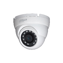 Купольная HDCVI камера Dahua DH-HAC-HDW1000MP-0280B-S3