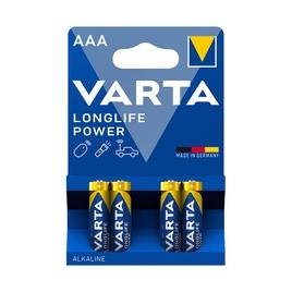 Батарейка VARTA High Energy Micro 1.5V - LR03/ AAA (4 шт) (4903) <4903-4>