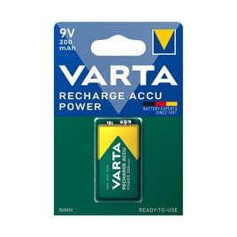 Аккумулятор VARTA R2U E-Block 9V HR9V  (1шт) (56722)