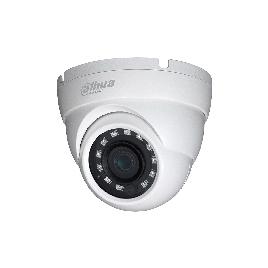 Купольная HDCVI камера Dahua DH-HAC-HDW1220MP-0280B