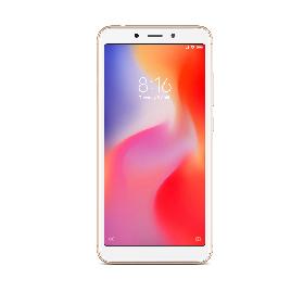 Мобильный телефон Xiaomi Redmi 6 64GB Золотой