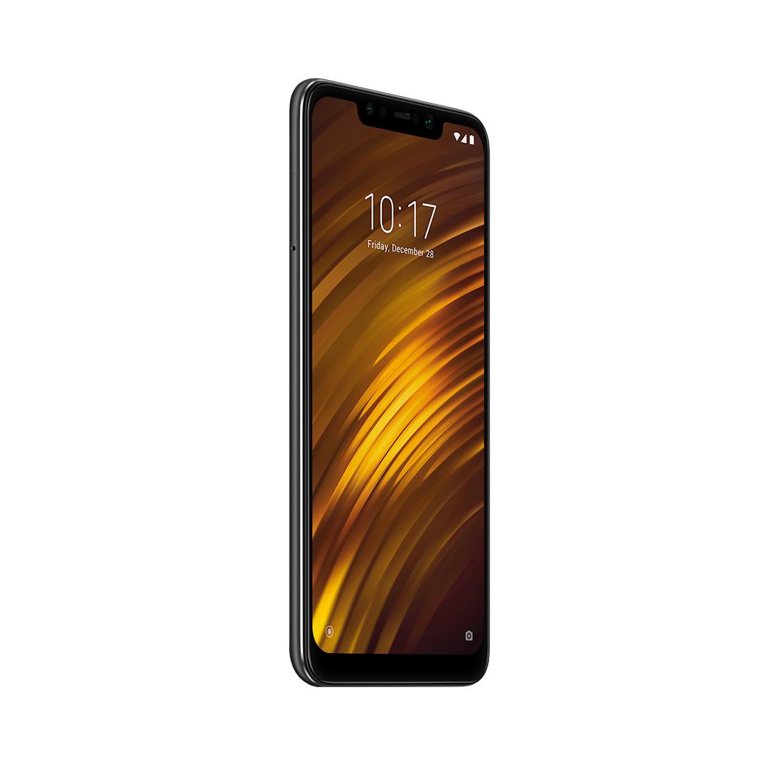 Мобильный телефон Pocophone by Xiaomi F1 (M1805E10A) 64GB Графитовый Чёрный