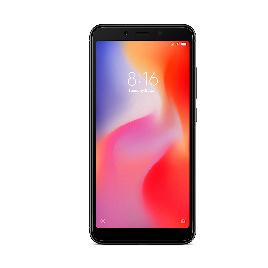 Мобильный телефон Xiaomi Redmi 6 64GB Черный
