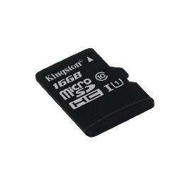 Карта памяти Kingston SDCS/16GBSP Class 10 16GB