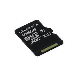 Карта памяти Kingston SDCS/128GBSP Class 10 128GB