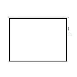 "Экран моторизированный Deluxe DLS-ERC305-229 (120""х90""), Ø - 150"",  Раб. поверхность 297x221см., 4:3"