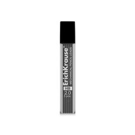 Футляр грифелей ErichKrause® Draft для механических карандашей 2.0 мм. (5 грифелей)
