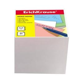 Бумага настольная ErichKrause®, 90x90x90 мм, в пленке 12 шт., белый