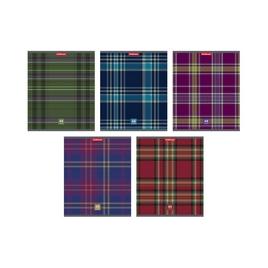 Тетрадь общая ErichKrause® Scottish Cage, 48 листов, линейка