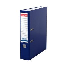 Папка–регистратор с арочным механизмом ErichKrause®, Granite, А4, 70 мм, синий
