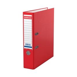Папка–регистратор с арочным механизмом ErichKrause®, Granite, А4, 70 мм, красный