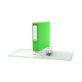 Папка–регистратор с арочным механизмом ErichKrause®, Neon, А4, 70 мм, зеленый