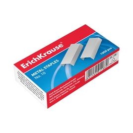 Скобы №10 ErichKrause® (коробка 1000 скоб)
