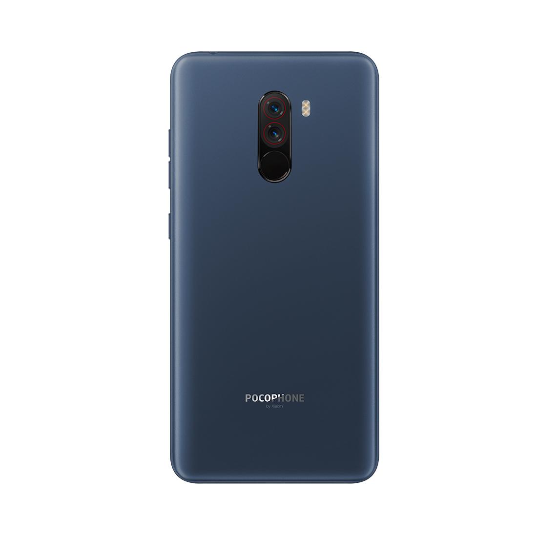 Мобильный телефон Pocophone by Xiaomi F1 (M1805E10A) 64GB Синий