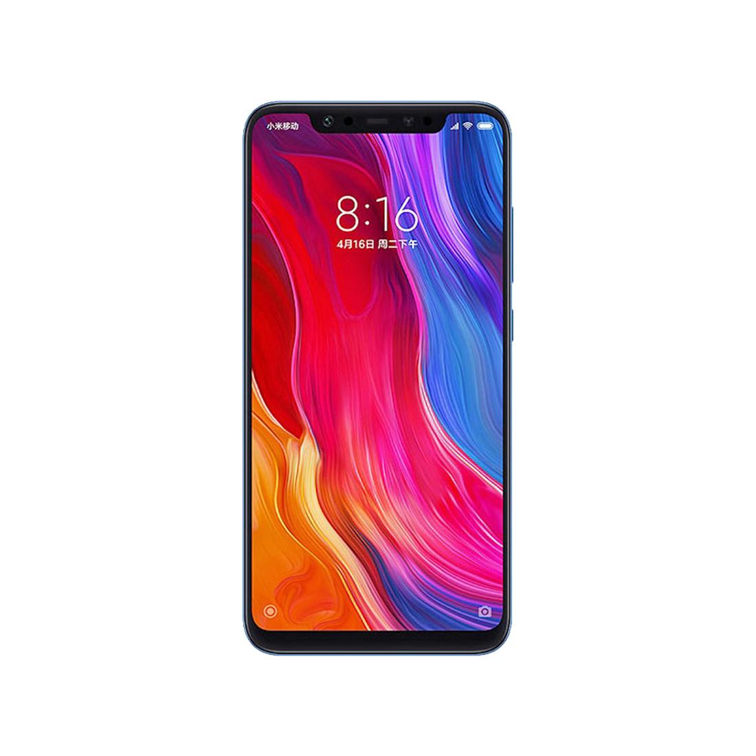 Мобильный телефон Xiaomi Mi 8 64GB Синий