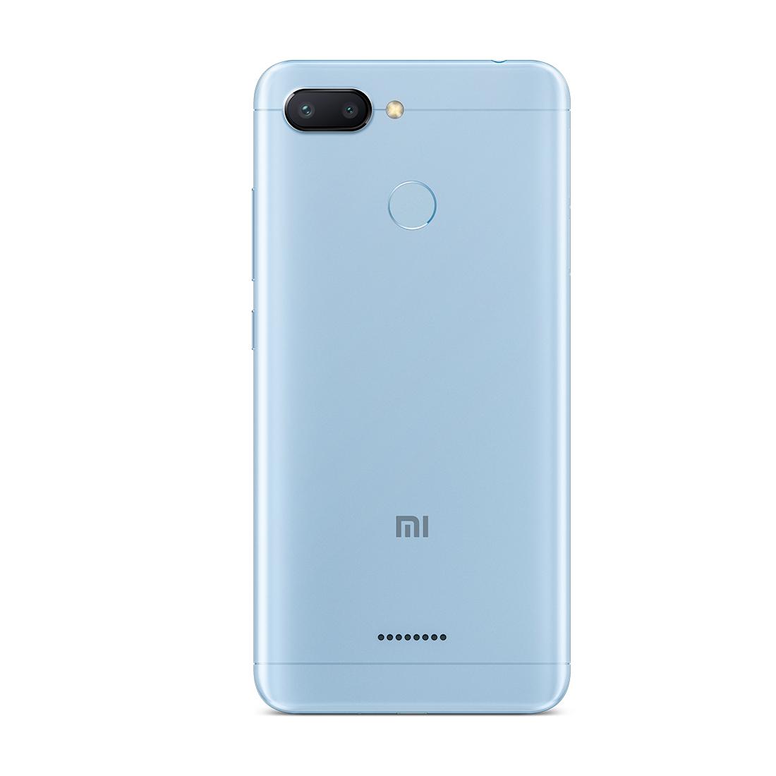 Мобильный телефон Xiaomi Redmi 6 4GB 64GB Синий