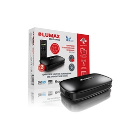 Цифровой телевизионный приемник LUMAX DV2101HD