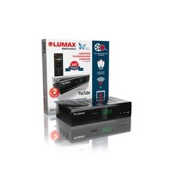 Цифровой телевизионный приемник LUMAX DV3203HD