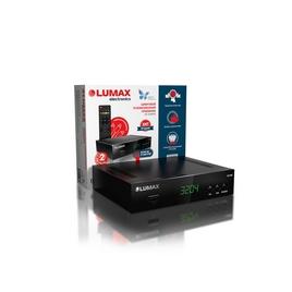 Цифровой телевизионный приемник LUMAX DV3204HD