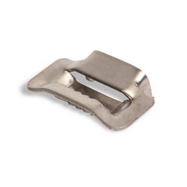 Скрепа для ленты  А-Оптик АО-HC-20-T с зубьями
