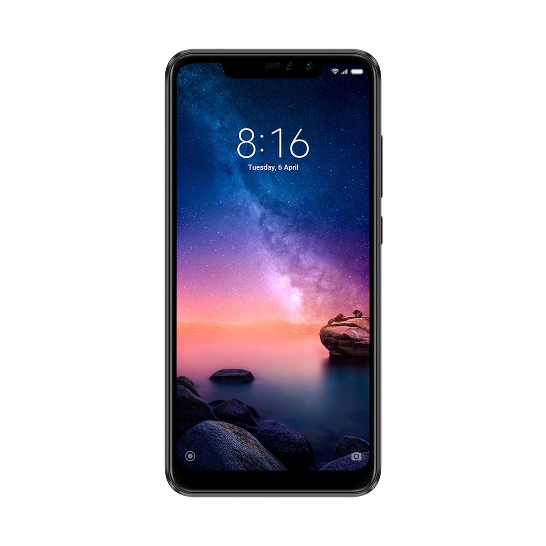Мобильный телефон Xiaomi Redmi Note 6 Pro 32GB Черный