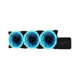 Комплект кулеров для кейса AeroCool Rev RGB Pro - 3 в1
