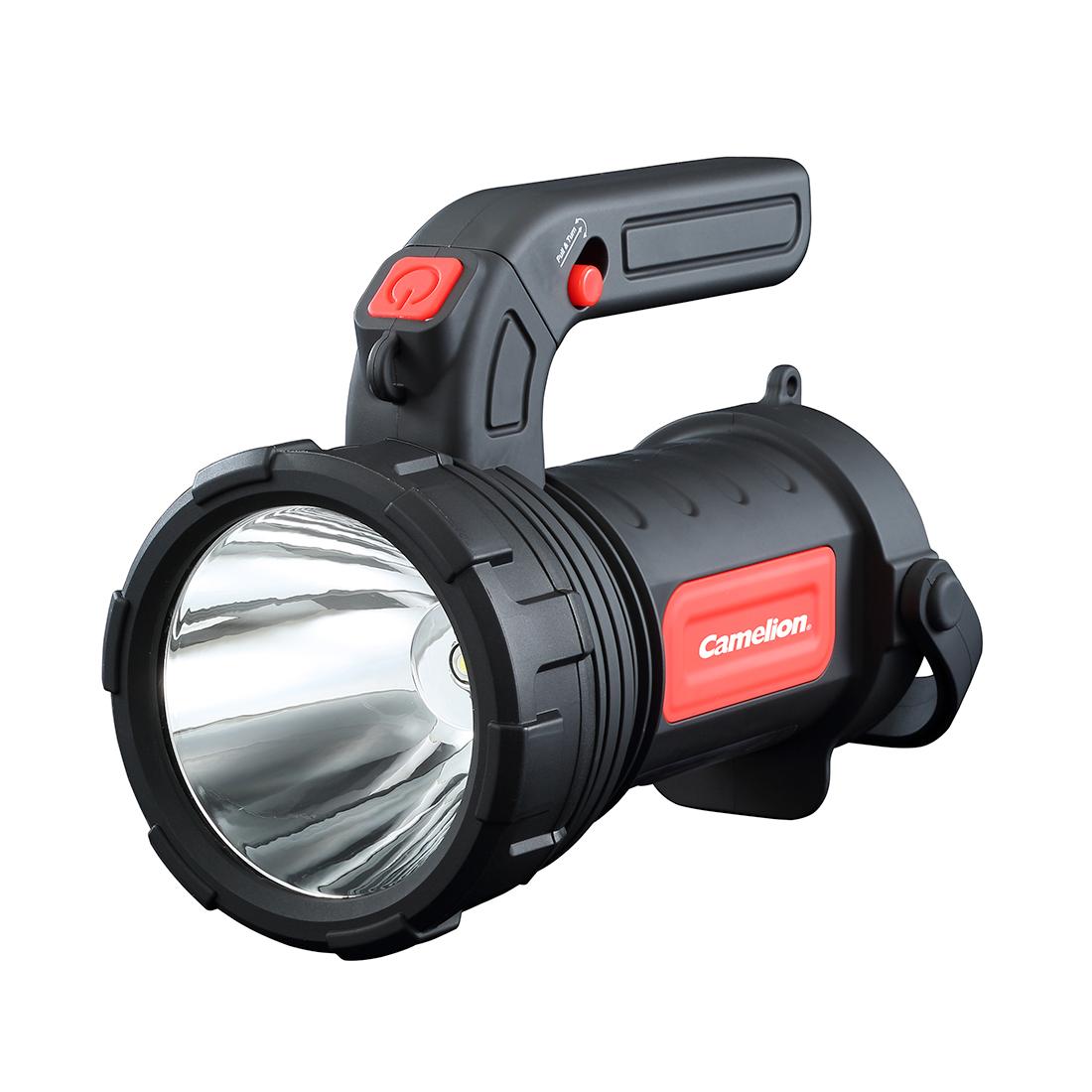 Прожекторный / Кемпинг фонарь Camelion S32-3R6PCB