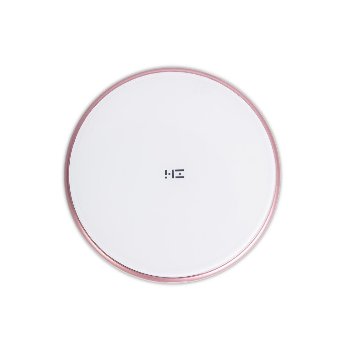 Беспроводное зарядное устройство Xiaomi ZMI Wireless Charger Белый / Розовый