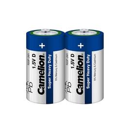Батарейка CAMELION Super Heavy Duty R20P-SP2B