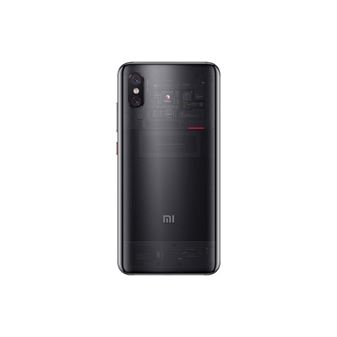 Мобильный телефон Xiaomi Mi 8 Pro 128GB Transparent Titanium