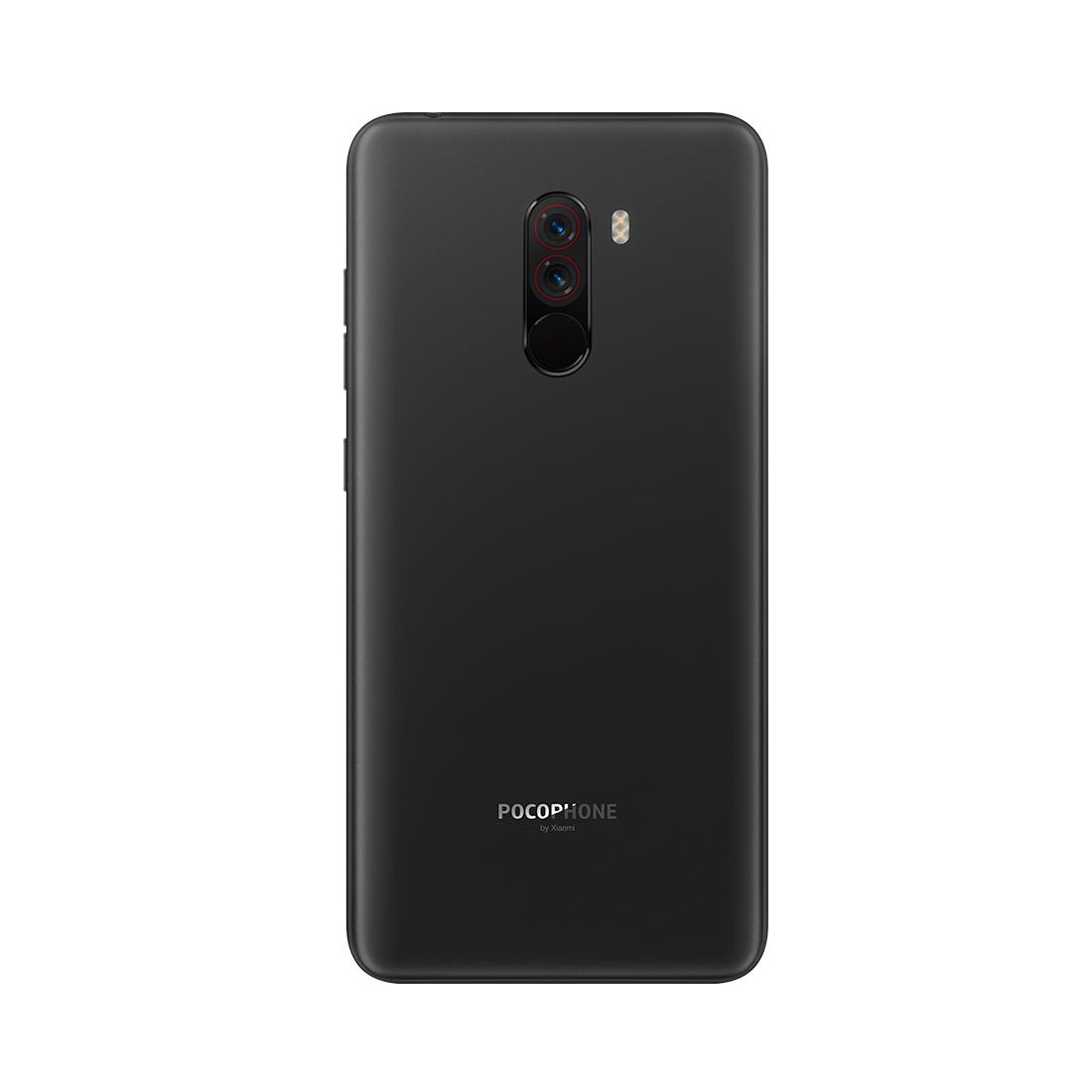 Мобильный телефон Pocophone by Xiaomi F1 (M1805E10A) 128GB Графитовый Чёрный