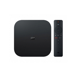 Приставка телевизионная Xiaomi Mi TV Box S Чёрный