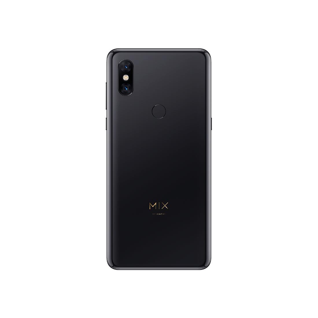 Мобильный телефон Xiaomi Mi Mix 3 128GB Черный (Onyx Black)