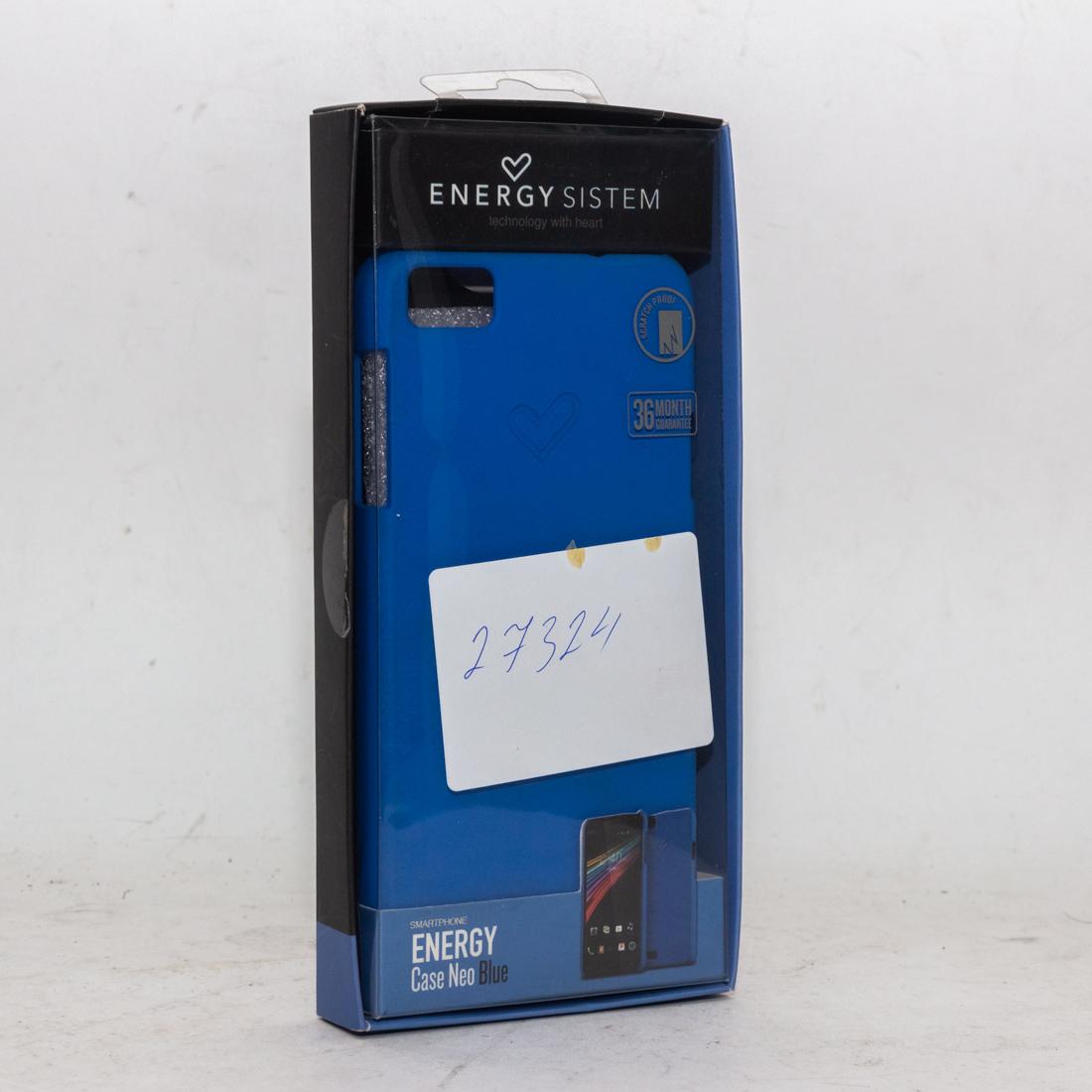Чехол  для телефона Neo blue