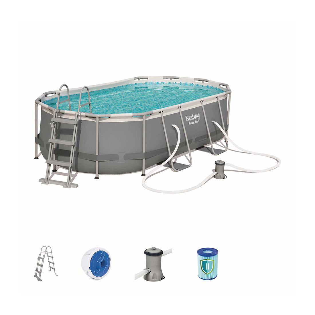 Каркасный бассейн Bestway 56620