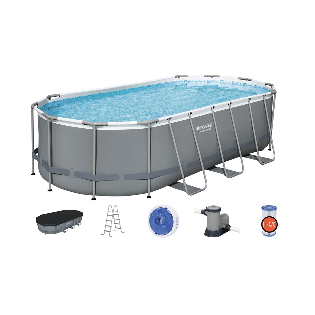 Каркасный бассейн Bestway 56710