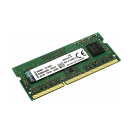 Модуль памяти для ноутбука Kingston KVR16LS11/4 DDR3L 4 GB SO-DIMM 1.35V <PC3-12800/1600MHz> CL11