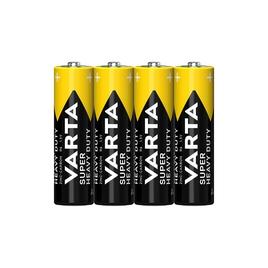 Батарейка VARTA Superlife Mignon 1.5V - R6P/AA (4 шт) в пленке(2006) <2006-4>