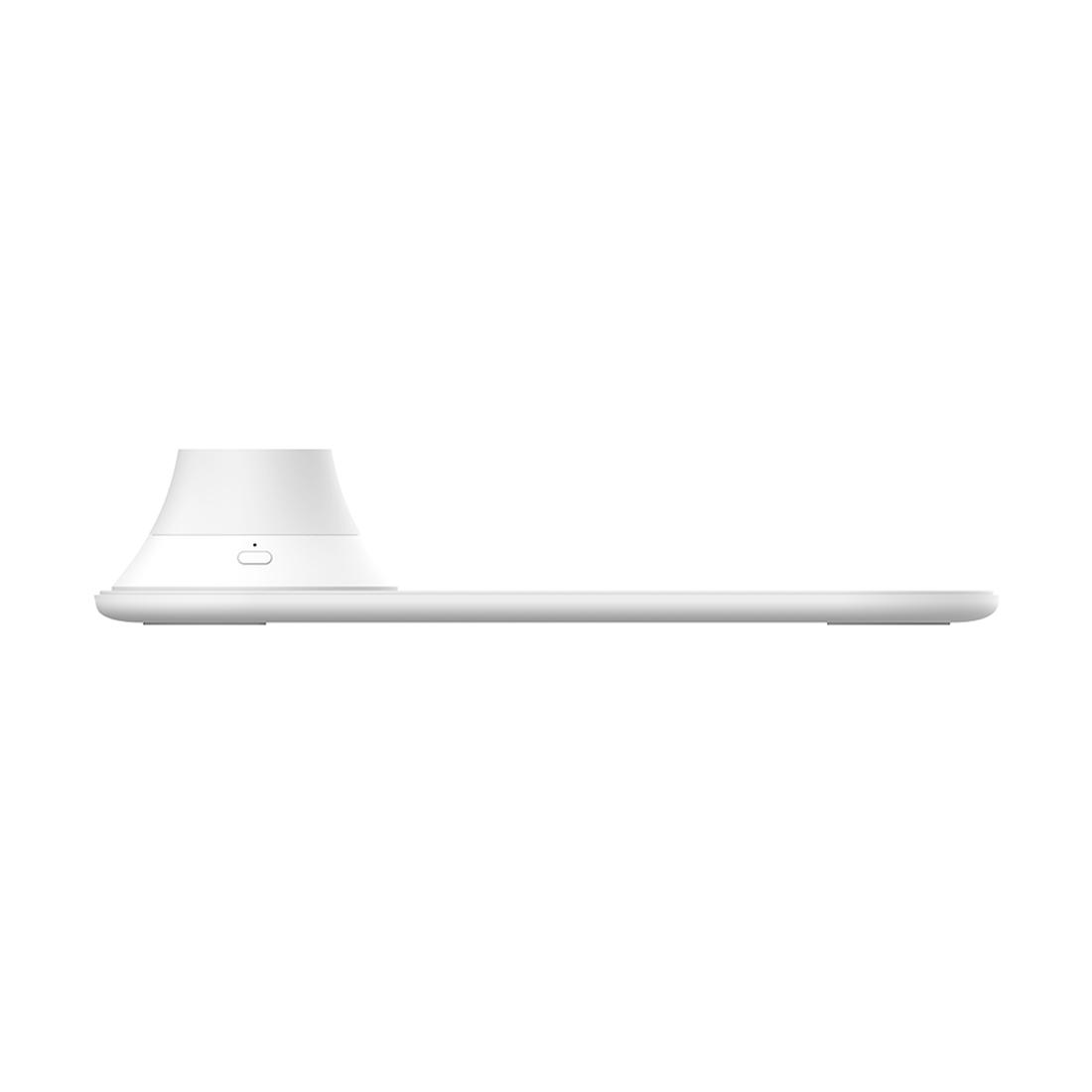 Беспроводное зарядное устройство с ночником Xiaomi Yeelight Wireless charge nightlight Белый