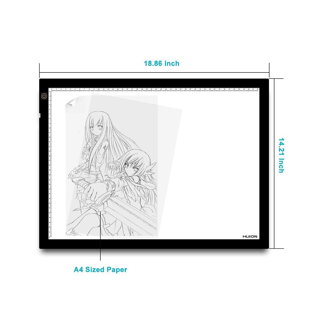 Графический планшет Huion A3