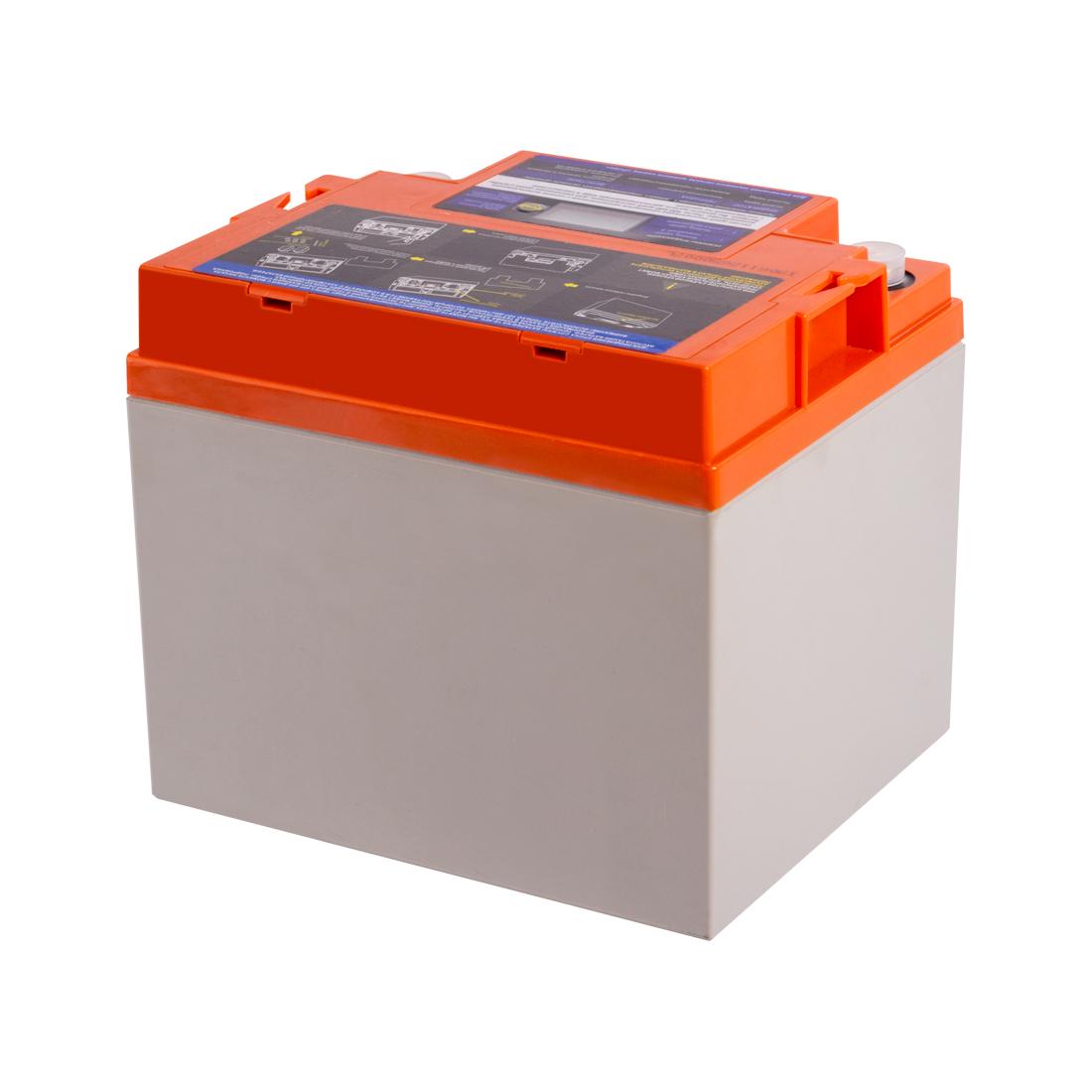 Аккумуляторная батарея SVC GLD1240 12В 40 Ач