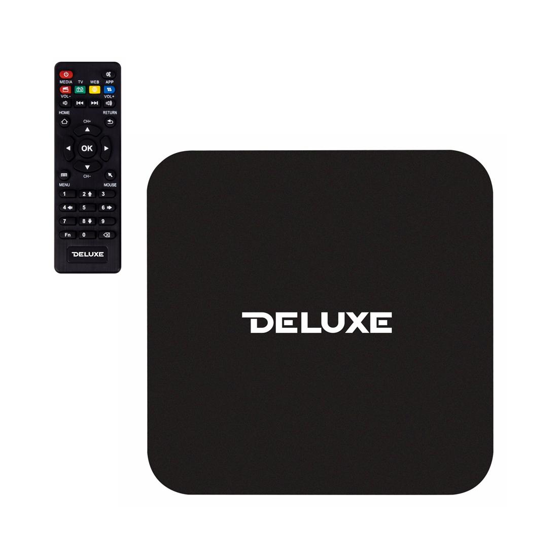 Телевизионная приставка DELUXE V1Pro