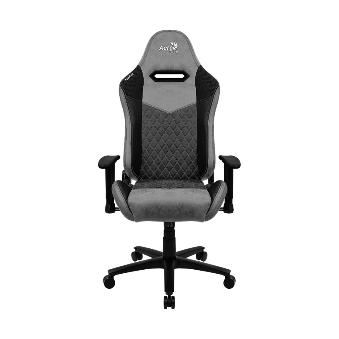 Игровое компьютерное кресло Aerocool DUKE Ash Black